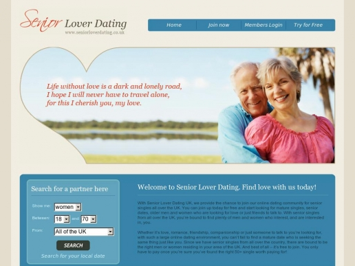 seniorloverdating.co.uk thumbnail