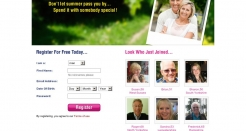 seniordatingnetwork.co.uk thumbnail