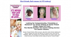 senior-dating.co.uk thumbnail