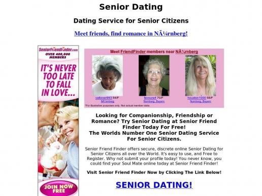 senior-dating.co.uk thumbnail