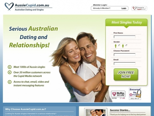 100 dating sites in australia