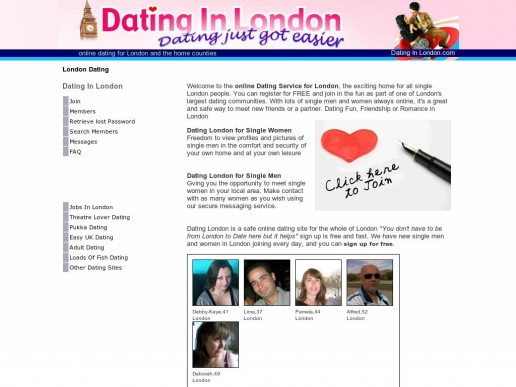 datinginlondon.co.uk thumbnail