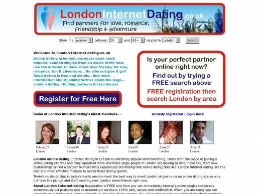 londoninternetdating.co.uk thumbnail