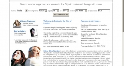 datingcityoflondon.com thumbnail