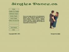 singlesdance.ca thumbnail