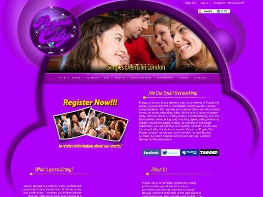 purplecity.co.uk thumbnail