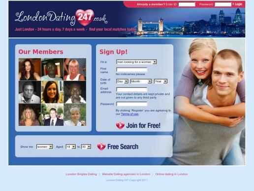 londondating247.co.uk thumbnail