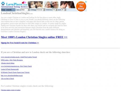 londonchristiansingles.co.uk thumbnail