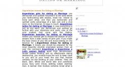 romanceargentina.com thumbnail