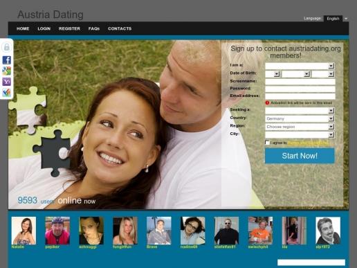 austriadating.org thumbnail