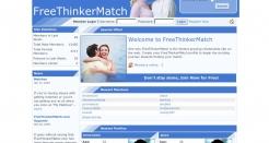 freethinkermatch.com thumbnail
