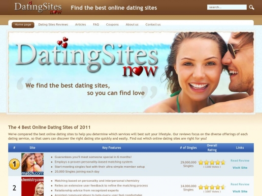 world best dating site