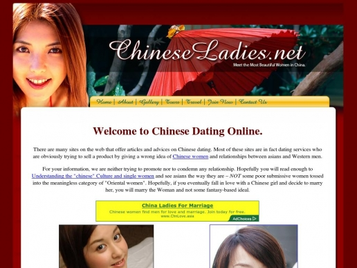 chineseladies.net thumbnail
