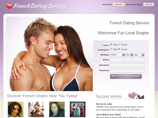french dating website
