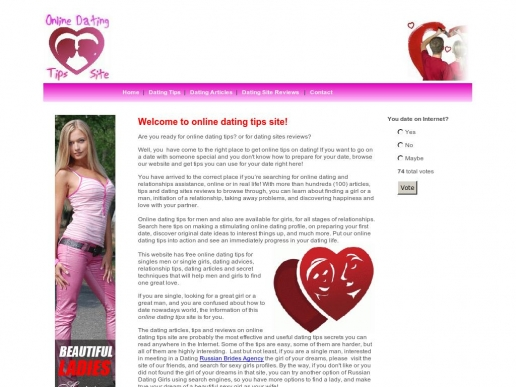 First date ideas for online dating profile