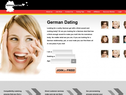 free online german dating Okcupid is the only dating app that knows you're more substance than just a selfie—and it's free download it today to make meaningful connections with real people.