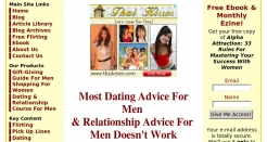 dating-and-relationship-advice-for-men.com thumbnail