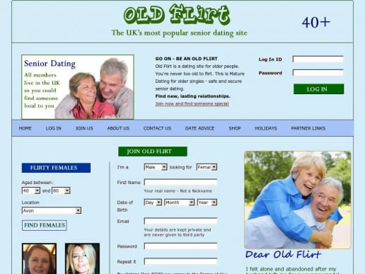 oldflirt.co.uk thumbnail