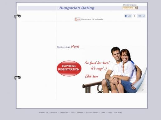 hungarian-dating.net thumbnail