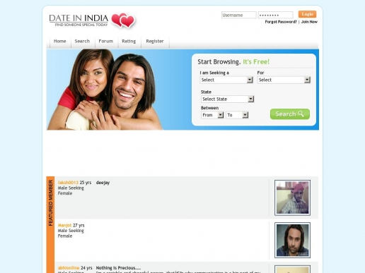 dateinindia.in thumbnail