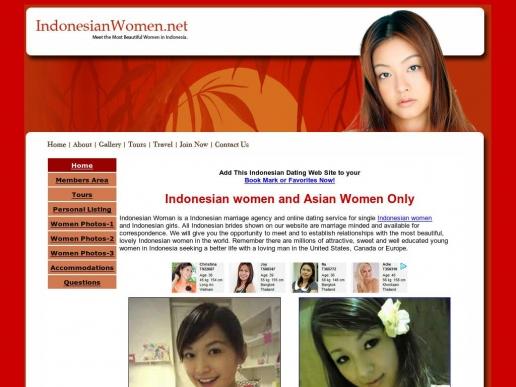 indonesianwomen.net thumbnail