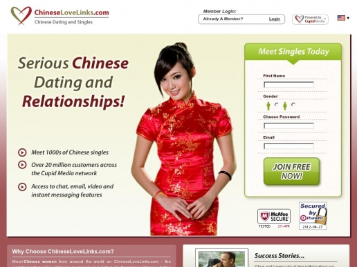 chinese love links dating and marriage
