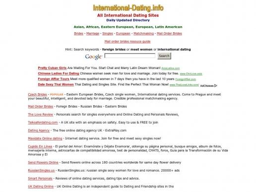 international-dating.info thumbnail