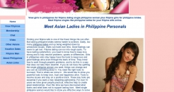 philippine-ladies-personals.com thumbnail