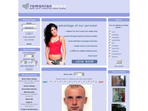 romanianmates.com thumbnail