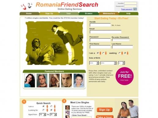 romaniandating.com thumbnail