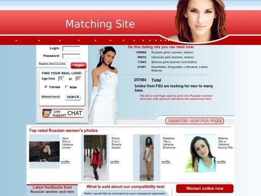 matchingsite.net thumbnail