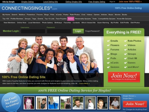 connectingsingles.com thumbnail