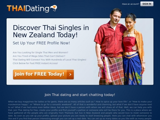 thaidating.co.nz thumbnail