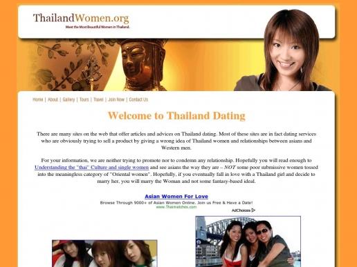 thailandwomen.org thumbnail