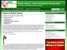 mobiledating.org thumbnail