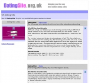 datingsite.org.uk thumbnail