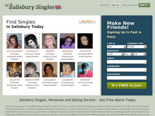 salisburysingles.co.uk thumbnail