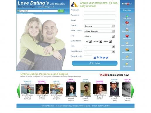 lovedatings.co.uk thumbnail