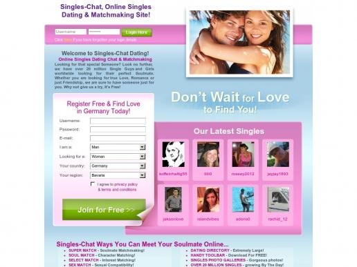 singles-chat.co.uk thumbnail