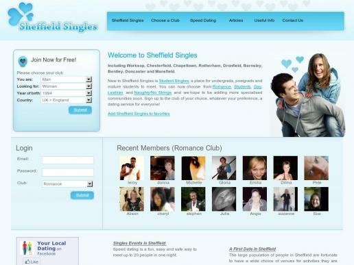 sheffield-singles.co.uk thumbnail