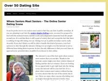 over50datingsite.net thumbnail