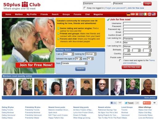 50plus-club.ca thumbnail