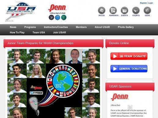 usra.org thumbnail