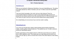 vietnamesedatingclub.com thumbnail