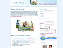 seniorsonlinedating.net thumbnail