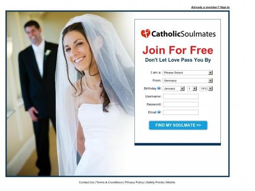 catholicsoulmates.com thumbnail