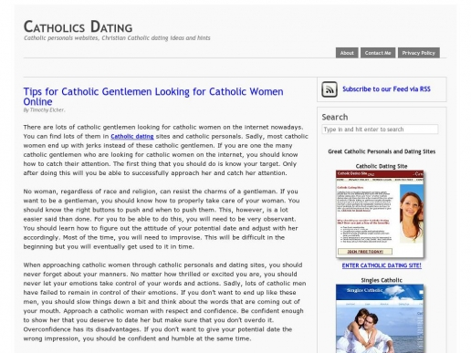 catholicsdating.net thumbnail