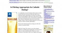 freedatingcatholic.com thumbnail