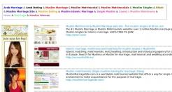 arab-marriage.com thumbnail