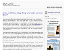 datejewish.net thumbnail